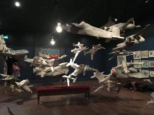 Paper Planes, MONA