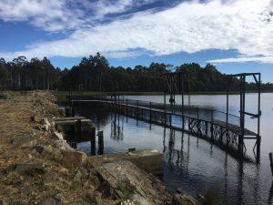 Penstock Lagoon, Tasmania