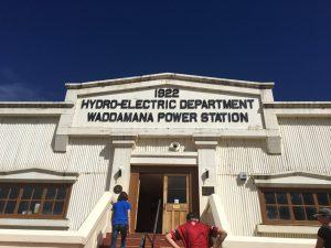 Waddamana Power Station A - Waddamana, Tasmania