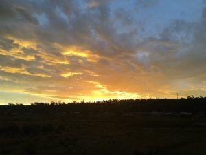 Miena Sunset 1