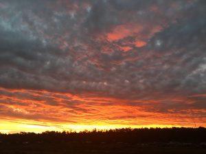 Miena Sunset 3