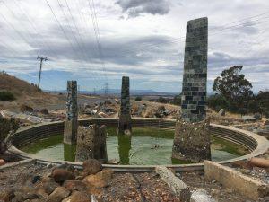 Poatina Monument - Poatina, Tasmania