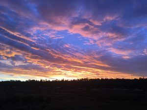 Miena Sunset 2