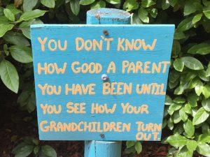 Grandparent goal